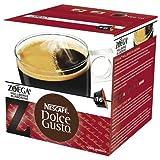 Nescafé Dolce Gusto Zoegas Mollbergs Blandning, 16 Kapseln, 3er Pack (3 x 160 g)