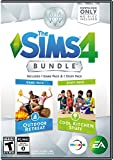The Sims 4 Bundle Pack: Outdoor Retreat and Cool Kitchen Stuff Pack - PC by Electronic Arts