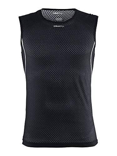 Craft Herren Funktionsunterhemd Cool Superlight SL, schwarz (Black), S, 194378-1999-4 -