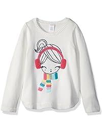 Gymboree Toddler Girls' Long Sleeve Winter Gal Sweater