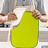 Best Kitchen Cutting Boards - Multifunction Kitchen Cutting Board, Anti-slide, Anti-bacteria, Anti-mold, Green Review