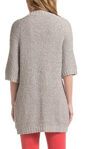 Noppies - Pullover premaman, manica corta, donna Beige (Beige (Dove C012))