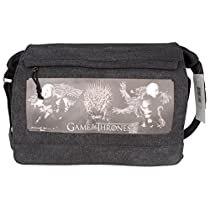 """AbyStyle - Sac Besace - Game of Thrones - """"Eddard & Tywin"""" Grand Format - 3700789205692"""