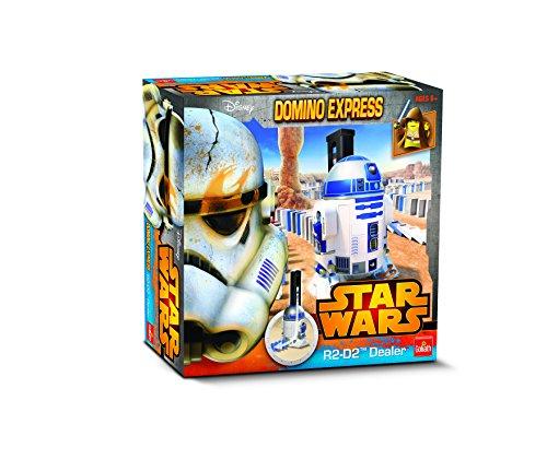 Goliath - 80979.006 - Jeu De Construction - Domino R2d2 Star Wars