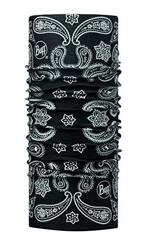 Buff Erwachsene Original Multifunktionstuch, Cashmere Black, One Size -
