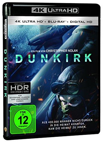 Dunkirk – Ultra HD Blu-ray [4k + Blu-ray Disc] - 2