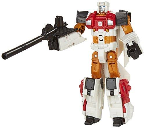 Transformers : Generations - Combiner Wars - Classe Voyager - Silverbolt - Personaggio 20 cm