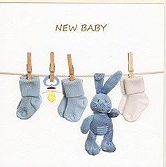 Idea Regalo - 'fine art biglietto di auguri per nascite