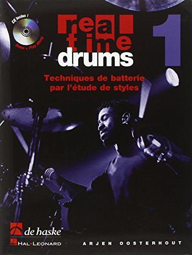 Real Time Drums 1 (F) par Arjen Oosterhout