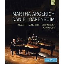 Argerich & Barenboim: Piano Duos