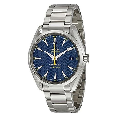 OMEGA Men's Seamaster James Bond Limited Edition 42mm Steel Bracelet Automatic Watch