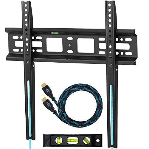cheetah-mounts-apfmsb-soporte-de-pared-fijo-y-ultra-delgado-para-televisores-y-pantallas-led-lcd-y-p