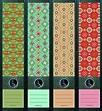 File Art AJ321 Design Etiketten Ordnerrückenschilder