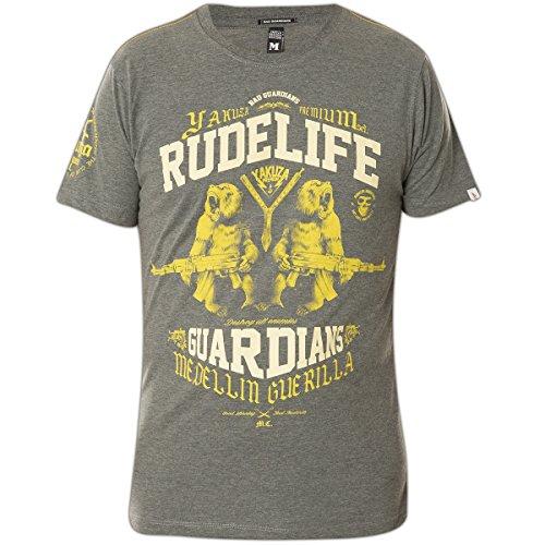 Yakuza Premium T-Shirt YPS-2215 Grau Grau