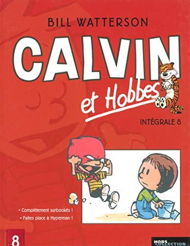 Intégrale Calvin et Hobbes T8 (8) par Bill WATTERSON