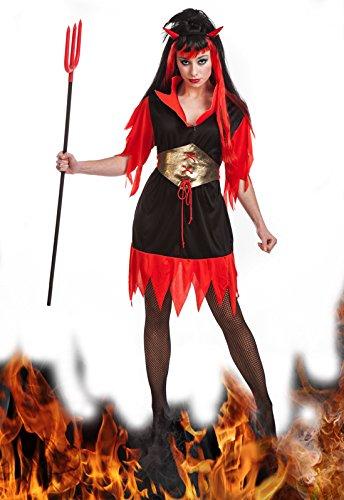 Imagen de disfraz de diablesa para adultos