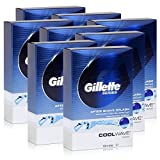 Gillette Series After Shave Cool Wave 100ml (8er Pack)