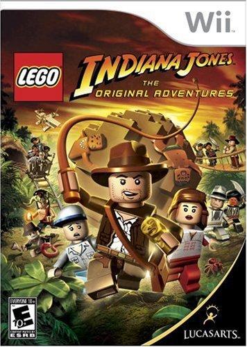 Lego Indiana Jones / Game Picture