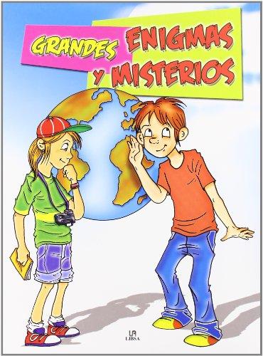 Grandes Enigmas y Misterios (Libros Educativos)