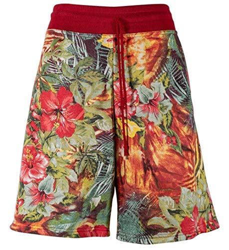 Pantaloncino MINIMARKET Uomo MINIMARKET cod.BR11 Rosso verde SIZE M f7f3d27288ff
