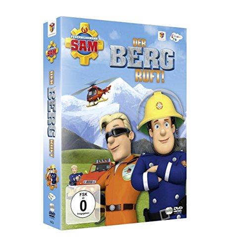 Feuerwehrmann Sam - Der Berg ruft [2 DVDs]