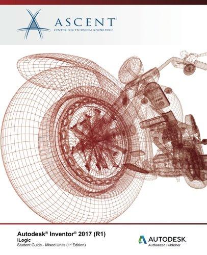 Preisvergleich Produktbild Autodesk Inventor 2017 (R1) iLogic: Autodesk Authorized Publisher