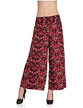 Indian Handicrfats Export Embok Regular Fit Women Red Trousers