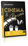 WONDERBOX - COFANETTO REGALO - CINEMA & POP CORN
