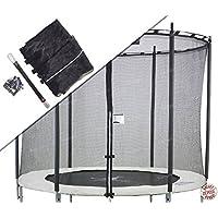 Kangui Filet de sécurité universel trampolines Ø 244cm - 305cm - 366cm - 426cm