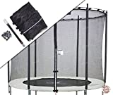 Kangui - Filet de sécurité et Protection Trampoline Ø 244cm