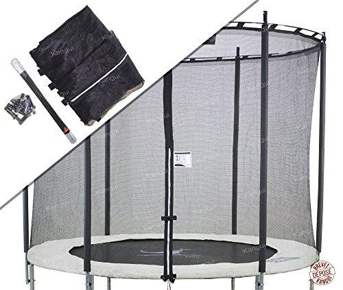Kangui - Filet de sécurité et Protection Trampoline Ø 305cm
