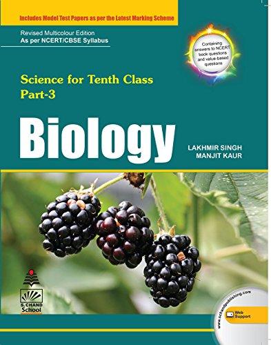 Biology for Class 10 (2019 Exam)