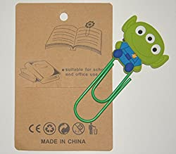My Party Suppliers Bookmark cum Paper Clip / Cartoon Book Marks