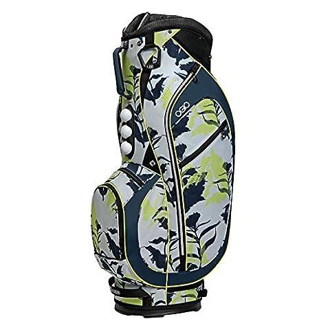 Ogio 2017 Duchess Cart Bag Mens Golf Trolley Bag 15-Way Divider Chateau