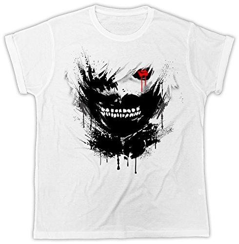 Tokyo Ghoul Movie Poster Drôle, Sympa, Cadeau, Concepteur, T-Shirt Unisexe
