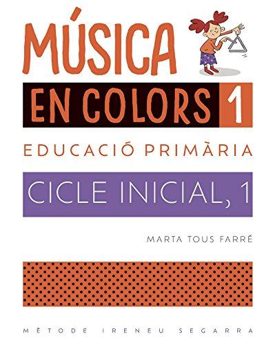 Música en colors - Volumen 1 (Música, Educació primària)