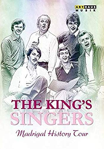 The King\'s Singers: Madrigal History Tour [2 DVDs]