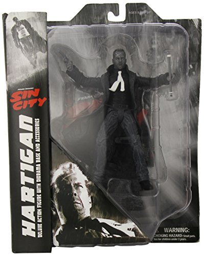 Sin City Select PX Hartigan Figure
