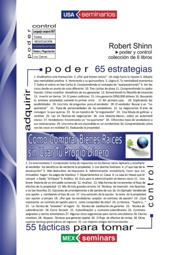 Descargar Libro Como Comprar Bienes Raices Sin Usar Tu Propio Dinero de Robert Shinn