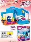 Giochi Preziosi Winx Club - Costruzioni - Fitness Club di Aisha 250 Pz