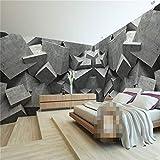 moderne wallpaper-3d hintergrund große malerei Betonziegel kunst platten murales de pared hotel badroom wandbild für wohnzimmer, 300 * 210 cm