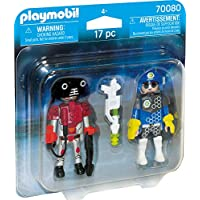 Playmobil 70080 Duo Pack Toy, Colourful