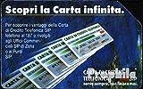 Italia 540 5000 Lire Scropi La carta (Schede telefoniche )