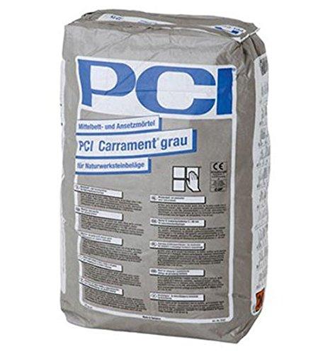 PCI CARRAMENT Mittelbett- und Ansetzmörtel Grau 25 kg