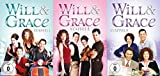 Will & Grace Staffeln 1-3 (12 DVDs)