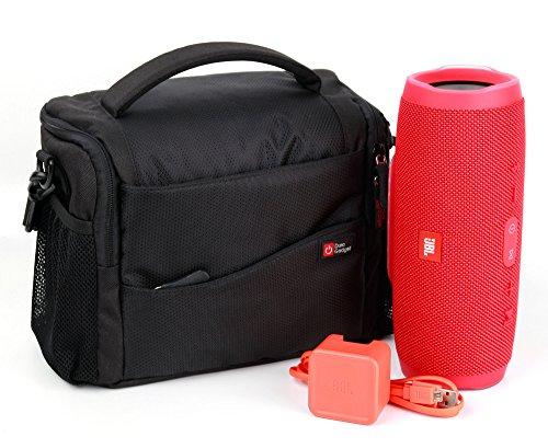 housse-etui-duragadget-noir-orange-pour-enceinte-portable-jbl-charge-3-et-clip-2-et-leurs-accessoire