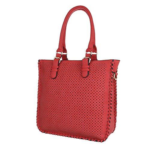 Damen Schultertasche Tragetasche Handtasche Handtasche Beige Elfenbein Schwarz Blau Grau Rot Weiß Rot