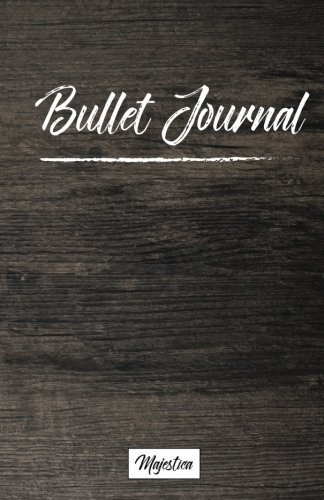 Bullet-Journal-2017-Journal-NotebookDot-grid-journal-122-pages-55x85-Office-table