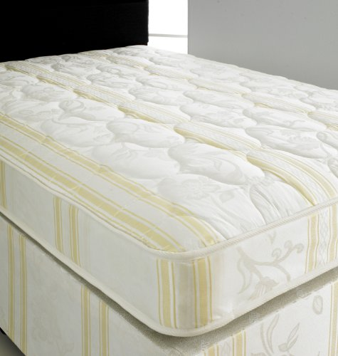 Luxury Sprung Medium Mattress (4ft6 Double)