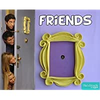 Replica des FRIENDS rahmen TV Serie Friends . 26 x 21 cm .